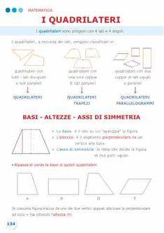 Sussidiario semplice 4 - Matematica Math Crafts, Mat Online, Learning Italian, Math For Kids, Homeschool, Activities, Education, Computer, Maths