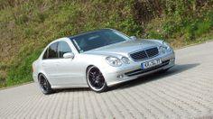 Weniger ist mehr: Mercedes E500 (W211)
