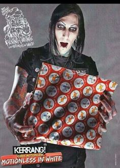 Falling In Reverse Ipod Wallpaper 195 Best Motionless In White Fuckyeah Images On