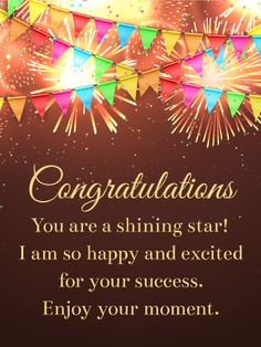 Congratulations Card To Loved Ones On Birthday Greeting Cards By Davia Its Free And You Also Can Use Your Own Customized Calendar