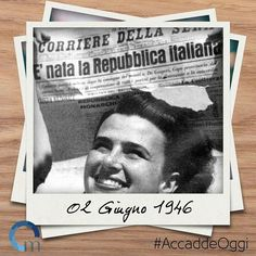 Il #2giugno ricorre l'anniversario della nascita della #Repubblica #italiana