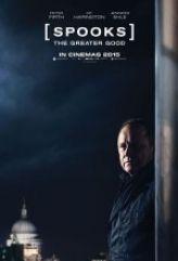 Casuslar / Spooks The Greater Good (2015) TR Dublaj izle