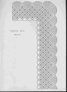ENTREDOSES Y PUNTILLAS - maria baron - Álbumes web de Picasa