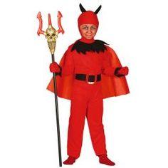 Disfraz Demonio infantil