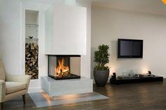 32 Besten Ofen Bilder Auf Pinterest Fire Places Fireplace Set Und