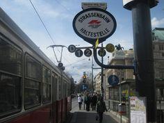 Image result for straßenbahn haltestelle
