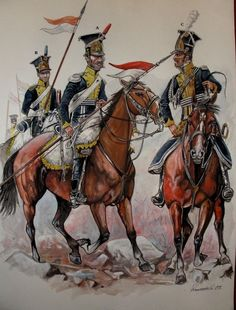 Napoleonic Lancers