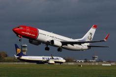 LN-NOJ B737 Norwegian Air Shuttle