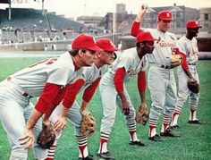 Warming up during the '67 or '68 season.
