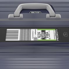 This September, Germany's aluminum and polycarbonate luggage manufacturers RIMOWA and Star Alliance airline Lufthansa proposed a solution: electronic luggage tags built right into a suitcase, featuring a data module powered by E Ink® Mobius display. In essence, when a user checks in via their Lufthansa app, they can also check a bag and sync their electronic tags via Bluetooth—which correspond directly to what the air carrier prints on their paper luggage tickets (including the EU customs…