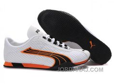 Buy Puma H-Street Rising Plus Running Shoes WhiteOrangeBlack Top Deals from  Reliable Puma H-Street Rising Plus Running Shoes WhiteOrangeBlack Top Deals  ... 679b157aa