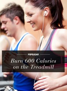 Burn Over 600 Calories on the Treadmill | FitInterest