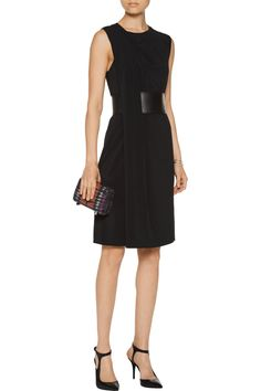 Shop on-sale Alexander Wang Belted draped mini dress. Browse other discount designer Dresses & more on The Most Fashionable Fashion Outlet, THE OUTNET.COM