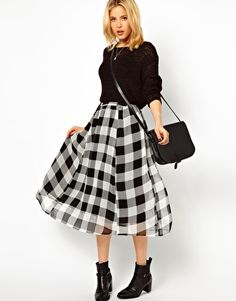 Asos midi, modest lds sister missionary outfit