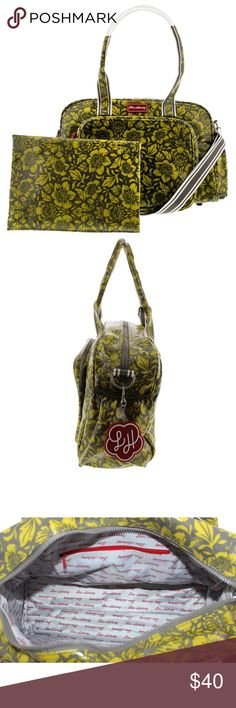 Changing Pad, Pattern Fashion, Diaper Bag, Gym Bag, Shoulder Strap, Floral Prints, Bags, Things To Sell, Handbags