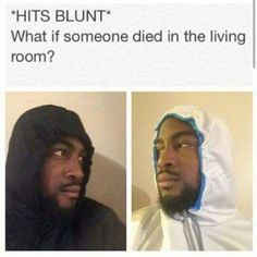 I love HITS BLUNT. They think so deep