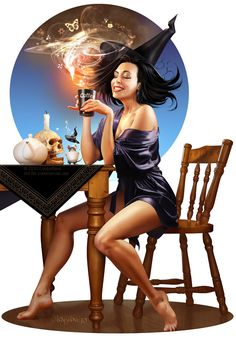 Witches morning brew