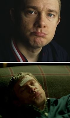 """Martin's pouty face of """"Love me??"""" through the years."""