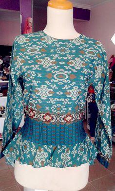 Batik etnik kain katun