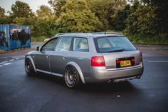 Audi C5 A6 Allroad 2.5tdi Air Lift V2 suspension & Rotiform CCV Recaro RS6…
