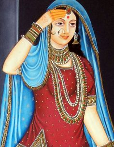Beautiful Woman in night. ( A Cute Woman in traditional Indian dress with night lamp). Great Miniature art work in this artwork. who love and like miniature art paintings this is a great art for them. Rajasthani Painting, Sign Art, Miniature Art, Royal Art, Beautiful Art Paintings, Art, Portrait Painting, Portrait Art, Miniature Painting