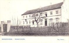 Ninove. Denderwindeke. School
