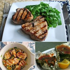 Healthy Grilled Seafood Recipes