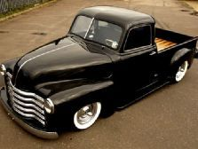 1949 Chevy Truck - I will have a Chevy Old School Truck... Yes, PLEASE