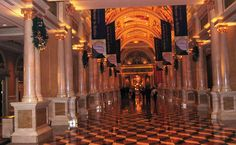 Favorite place to shop in Las Vegas -The Venetian