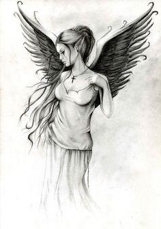 Angel by Anna Marine
