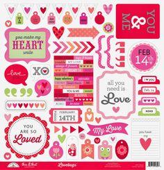 Doodlebug Design Inc Blog: Introducing the NEW Lovebugs Collection + Giveaway