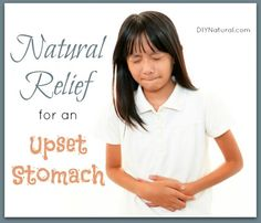 How to Help an Upset Stomach Naturally : Learn how to help an upset stomach naturally so you can feel doubly good about curing you aliment and doing it the natural way, with NO harmful side-affects!