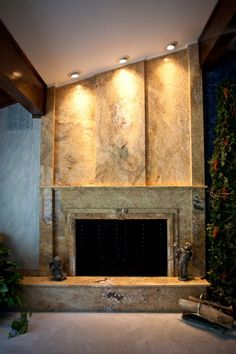 Think outside the box...granite is an great way to add detail in unexpected ways.