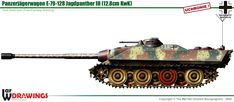 Video Game Companies, Tank Destroyer, Fantasy Drawings, Armored Fighting Vehicle, Ww2 Tanks, World Of Tanks, Military Equipment, Military Weapons, Panzer