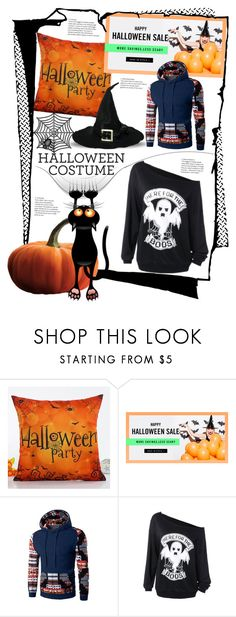 """Dresslily Halloween giveaway"" by jecakns ❤ liked on Polyvore featuring halloweencostume, DIYHalloween and Helloween"