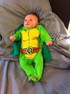 TMNT baby michael actually has this already!! gotta love target!