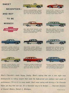 1958 Chevrolet Family