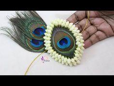 DIY Garland Veni using Fresh Flower BUDS- How to Make Veni/ Gajara without String - YouTube