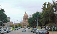 City of Austin in Texas