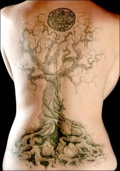 Tatouage arbre – Page 12 – Tattoocompris