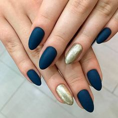 Matte nails designs are very popular when it becomes colder. Get prepared to see matte nails in most trendy colors of this season. Check out our fresh ideas!