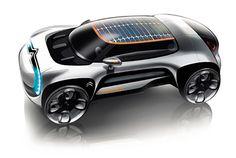 Gashetka   Transportation Design   2009-2010   Citroen C4 Cactus (E3...