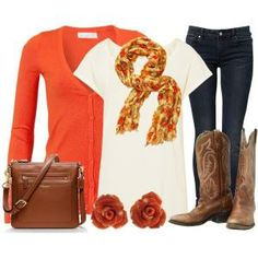 """""""It's Fall, Yall"""" by qtpiekelso on Polyvore"""