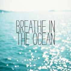 Breath in the Ocean