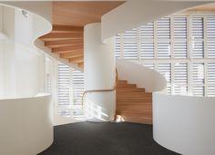 Edifício de Escritórios e Produção / Burckhardt + Partner. Via Achdaily