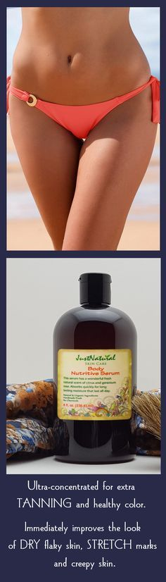These effective nutritive products for body and face work without irritating your skin. Not chemicals to keeps pores clog-free. Ultra-concentrated for extra tanning and healthy color. Works quickly and keeps pores clog-free. Immediately improves the look of dry flaky skin, stretch marks and creepy skin.
