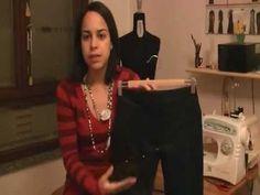 Tutorial: cerniera e tasche del pantalone
