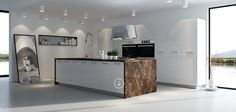 Centro Kitchen #amazing #kitchen