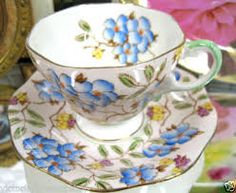 Image result for ebay foley tea cups and saucers