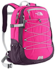 The North Face Borealis Backpack Womens (Azalea Pink/Dark Eggplant Purple) The North Face http://www.amazon.com/dp/B00DI2OU5S/ref=cm_sw_r_pi_dp_4cpZtb07MZTFTJQN